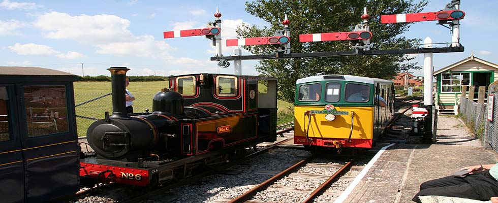 Gartell Light Railway