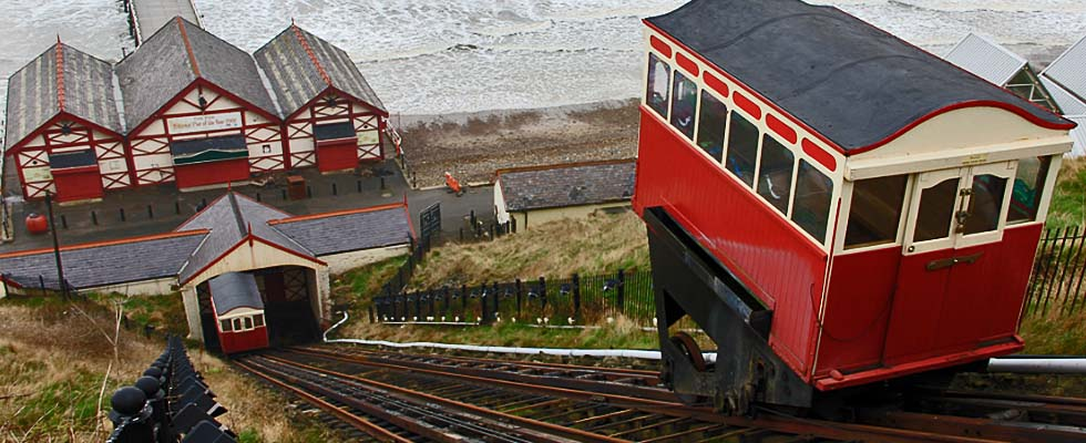 Saltburn Inclined Tramway