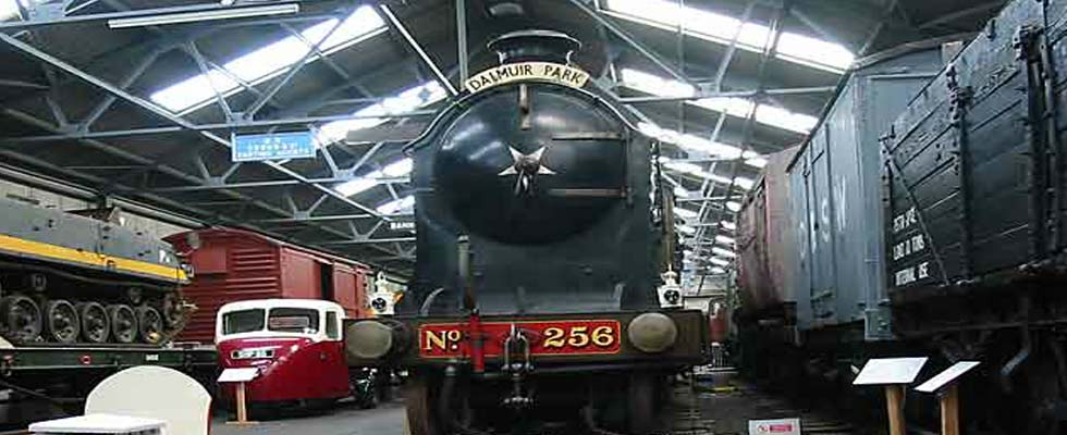 Scottish Railway Exhibition