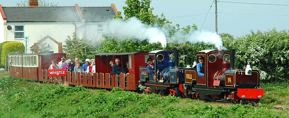 Wells & Walsingham Light Railway