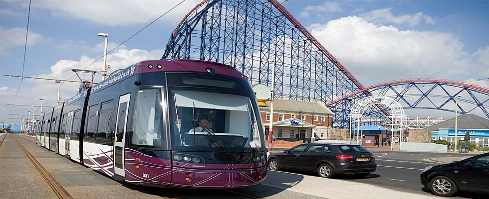 Blackpool & Fleetwood Tramway