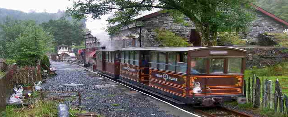 Corris Railway and Museum