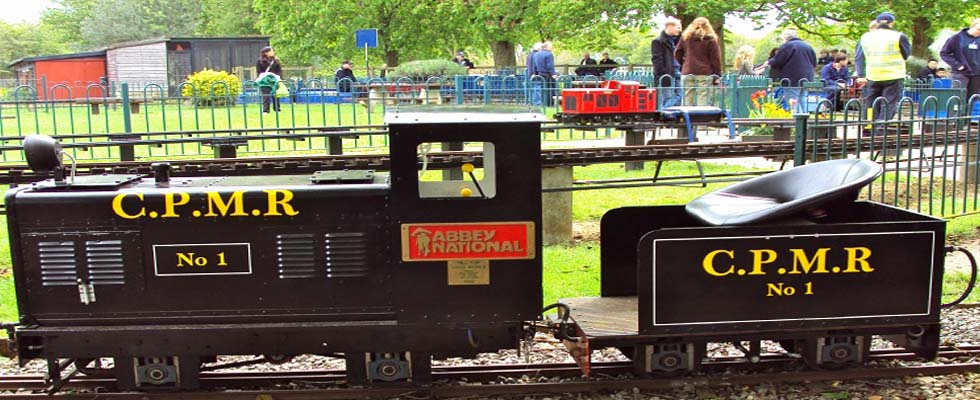 Cutteslowe Park Miniature Railway
