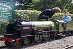Ferry Meadows Miniature Railway