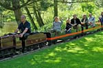 Newby Hall Miniature Railway