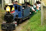Twycross Zoo Miniature Railway